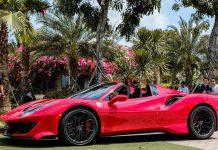 Những siêu xe Ferrari đáng chú ý tại Việt Nam