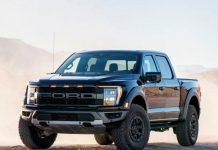 Top 10 xe bán tải cỡ lớn đáng mua nhất năm 2021: Gọi tên Ford F-150 Raptor