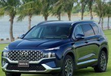 Người dùng nói gì về Hyundai Santa Fe 2021?