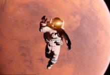 NASA không thiết lập giao thức đối với việc xử lý thi thể trong vũ trụ. Ảnh: NASA