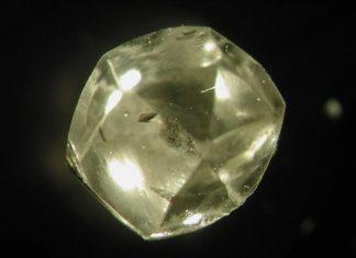 Nghiên cứu kim cương hé lộ bí ẩn về sự hình thành Trái đất. Ảnh: Yaakov Weiss/Đại học Columbia