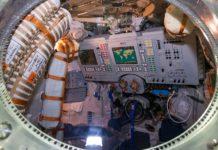 Nga rao bán Soyuz MS-08. Ảnh: Glavkosmos
