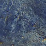 Ảnh sao Hỏa khi nhìn từ quỹ đạo đã qua xử lý. Ảnh: NASA