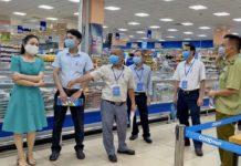 Sở Công thương: Tiếp tục thực hiện một số biện pháp phòng-chống dịch Covid-19