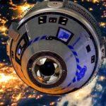 Tàu vũ trụ CST-100 Starliner của Boeing quay quanh Trái đất. Ảnh: Boeing