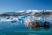 Những vùng nước băng giá quanh Iceland ngày nay có thể từng là một lục địa - Ảnh: NEW SCIENTIST