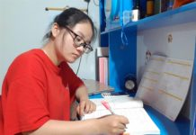 Với những nỗ lực không ngừng, em Nguyễn Thị Thảo (Trường THCS và THPT Kpă Klơng, huyện Mang Yang) đã trở thành thủ khoa tốt nghiệp THPT toàn tỉnh năm 2021. Ảnh: Mộc Trà