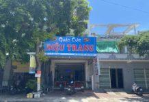 Thực hiện nghiêm giãn cách xã hội, nhiều hàng quán trên địa bàn thị xã Ayun Pa tạm thời ngưng hoạt động khiến thu nhập bị ảnh hưởng nghiêm trọng. Ảnh: Minh Triều