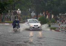Dự báo thời tiết tỉnh Gia Lai ngày 7-9