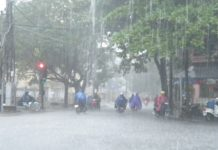 Dự báo thời tiết tỉnh Gia Lai ngày 15-9