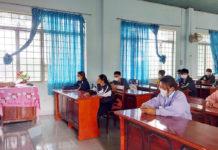 Trung tâm GDNN-GDTX huyện Chư Prông là điểm sáng thực hiện chủ trương phân luồng giáo dục phổ thông. Ảnh: Thiên Di